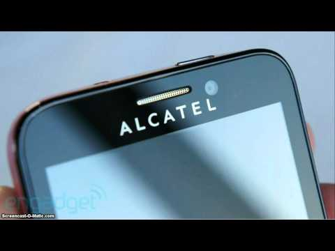 MWC 2013: Alcatel One Touch Snap
