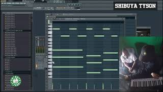 How to make R&B type beat from scratch [Dj Kenn Aon]