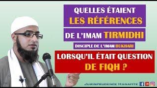 Les références de l'imam Tirmidhi dans le fiqh – Mufti Muhammad ibn Adam Al Kawthari