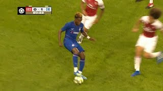Callum Hudson-Odoi vs Arsenal (01/08/2018) HD 1080i