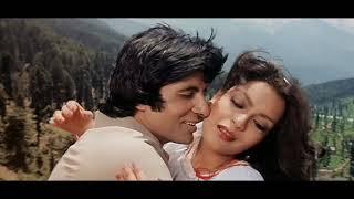 Kab ke Bichhde Hue HD 1080p | Laawaris Songs | Amitabh Bachchan |  Zeenat Aman Songs | Dolby Audio
