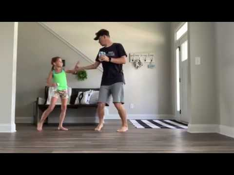 """Daddy/Daughter """"Git Up Challenge"""""""