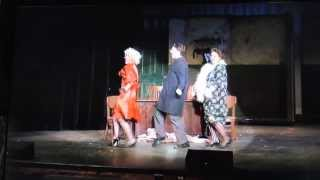 Easy Street Reprise - Seymour High School production of Annie 2013