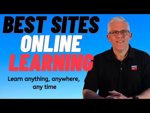 Best online learning sites to gain new skills - YouTube