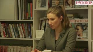 Екатерина Шульман в гостях у редакции Psychologies