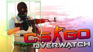 WAY TOO OBVIOUS! (CS:GO Overwatch)