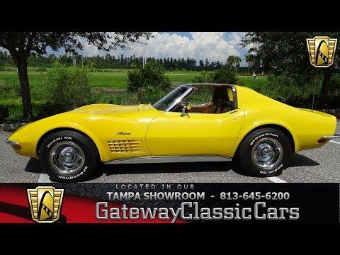 Video of 1971 Corvette located in Ruskin Florida - $28,995.00 - LOPO