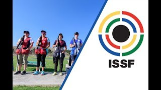 Trap Women Final – 2018 ISSF World Cup in Guadalajara (MEX)