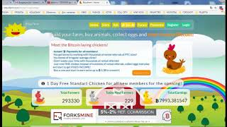 СЁРФИНГ за Bitcoin, Регистрация, Обзор, Вывод! bitter.io