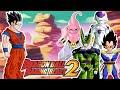 Dragon Ball Raging Blast 2 : Gohan Definitivo VS Enemigos Finales Sagas De Dragon Ball Z