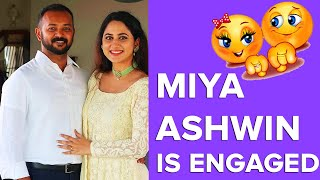 Actress Miya Engagement Video