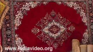 The dainty carpets from Delhi