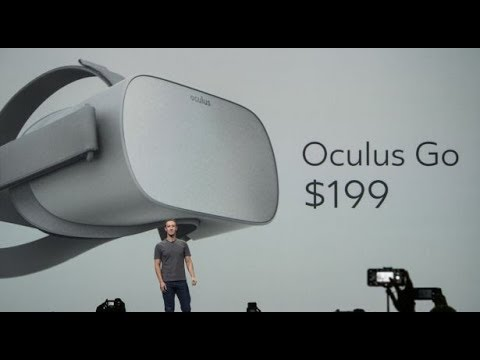 Oculus Go Standalone VR Headset launched Price for US $199
