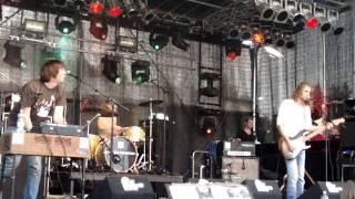 Shaking Godspeed (Live @ Geuzenpop Enschede 2011 ,vrijdag 5 augustus Mainstage)