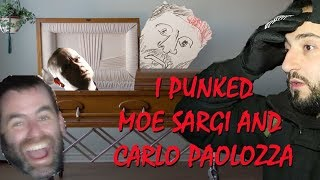 Urban Exploration: We Pranked Moe Sargi & Carlo Paolozza in Abandoned Funeral Home