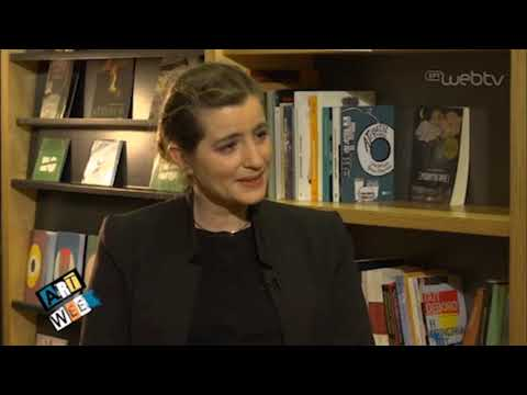 Art Week | H Μαρία Κίτσου για την κατάθλιψη και τη διέξοδο από αυτή | 21/03/2020 | ΕΡΤ