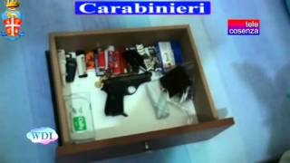 preview picture of video 'Reggio Calabria: 'ndrangheta, arrestato Domenico Condello'