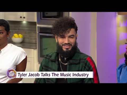 Sister Circle | Tyler Jacob On New Music, Modeling & More  | TVONE