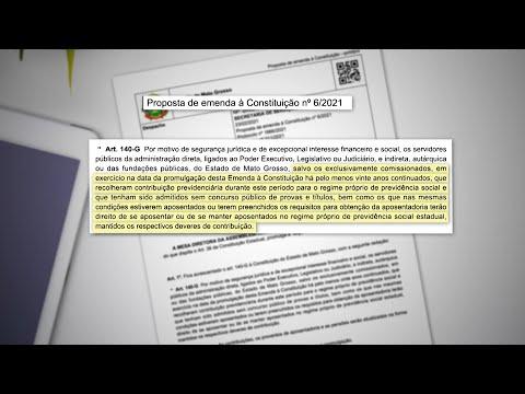 Aprovada PEC nº 06/2021 que permite aposentadoria no regime próprio para servidores efetivados