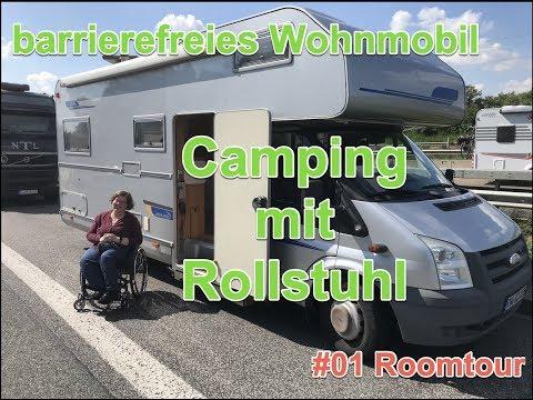 Camping mit Rollstuhl