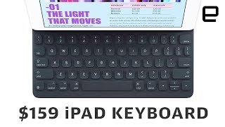 Why is Apple's new iPad keyboard so expensive?