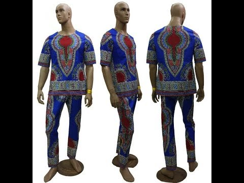 DIY HOW TO MAKE NATIVE MEN ROPE PANTS PATTERN (SOKOTO) EASY 1