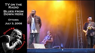 """TV on the Radio - """"Blues from Down Here"""" live"""