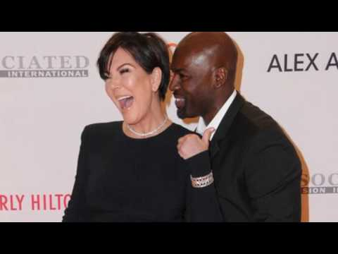 Back together? Kris Jenner, 61, and Corey Gamble, 36, are inseparable at charity bash in LA