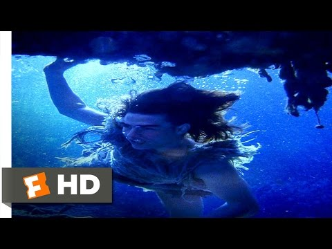 Legend (2/11) Movie CLIP - Diving for Lili's Ring (1985) HD