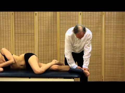 Schmerzen im Brustbereich des Rückens und der linken Seite