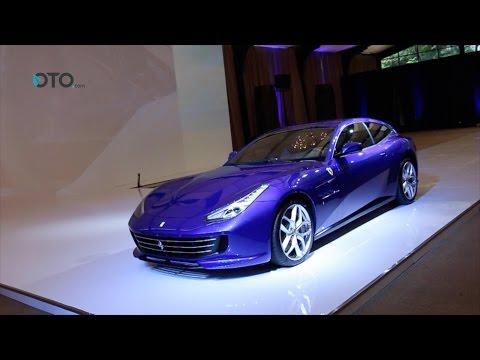 First Impression Ferrari GTC4Lusso T I OTO.com