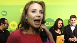 Leah Pipes Talks Playing The Token Human On 'The Originals'