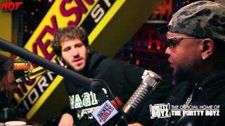 Lil Dicky Talks About His  Magic City Experience & How Many Women Hes Slept With