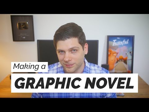COMING SOON: Making a Graphic Novel Course - YouTube