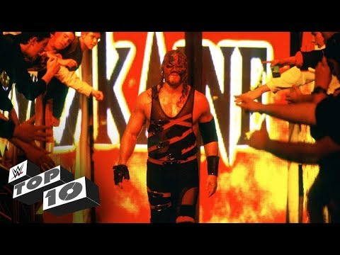 Kane's greatest returns: WWE Top 10, July 9, 2018 (видео)