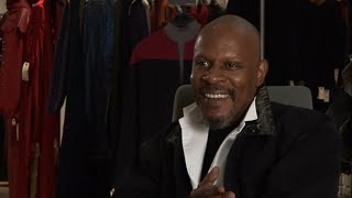 Avery Brooks Interview (2007)