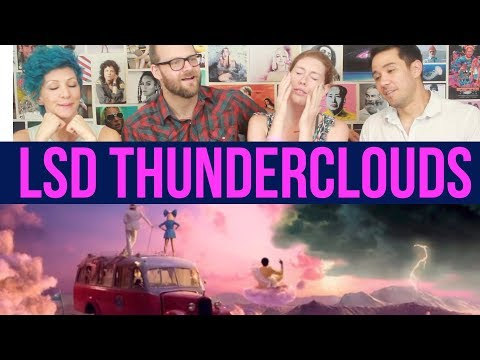 LSD - Thunderclouds - Sia, Diplo, Labrinth - REACTION Mp3