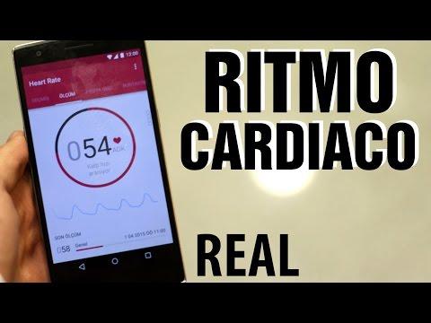 Medir el Ritmo Cardíaco en CUALQUIER ANDROID