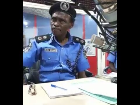 Kano state commissioner  of police ya CE duk wanda yayi magudi tabas zai rasa RANSA(2)
