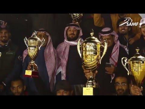 مهرجان السباق السعودي 6 الجولة 5 يسلط الضوء على 2015 - 2016