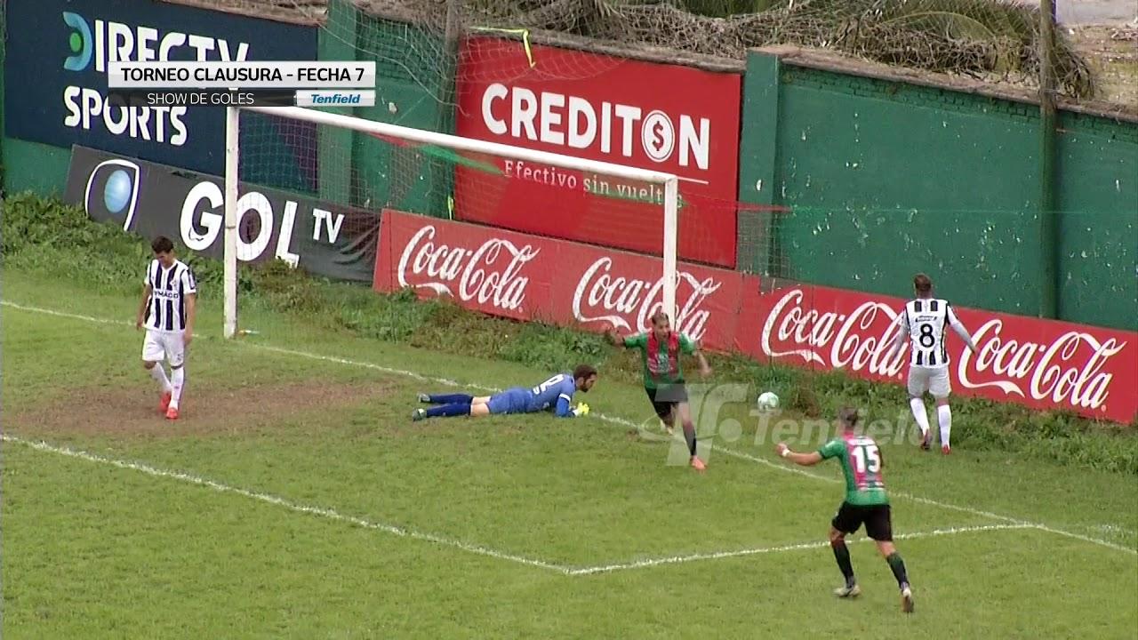 Show de goles de la fecha 7 del Clausura 2019