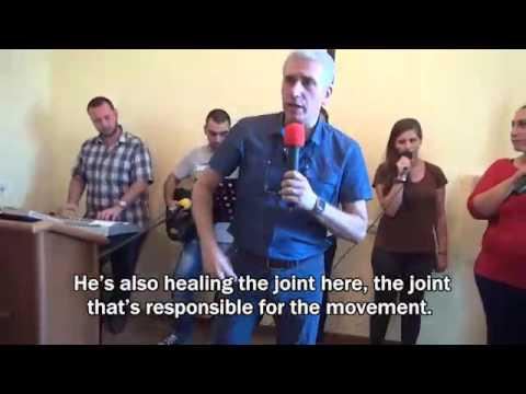 Ministry in Armenia 2016 (Echmiadzin) & Testimonies 2