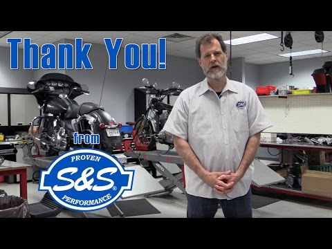 Thank You, From S&S