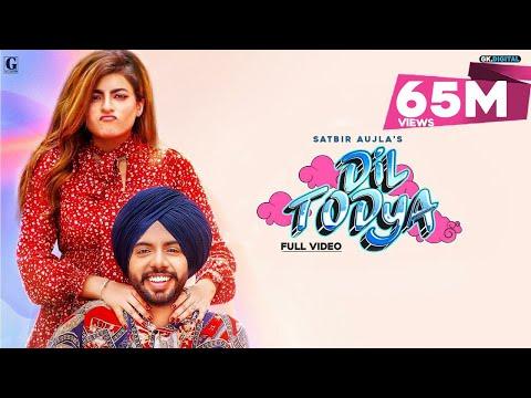Dil Todya : Satbir Aujla (Official Video) Rav Dhillon | Sharry Nexus | Punjabi Song 2020 | Geet MP3