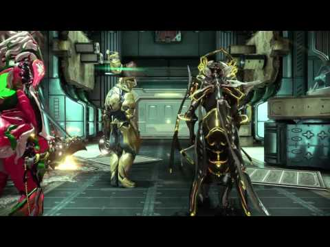Warframe: Gift from TennoCon alert mission completed easily