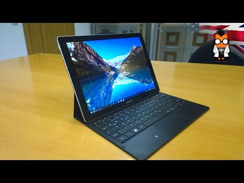 Samsung Galaxy TabPro S Review & Hands On