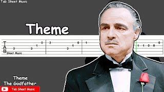 The Godfather (El Padrino) - Theme Guitar Tutorial