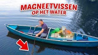 MAGNEETVISSEN OP HET WATER #2112