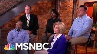 North Carolina Voters Speak On Remaining Cordial During Divisive Times | MSNBC thumbnail