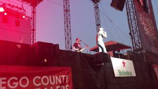 Darius Rucker ~ Friends in Low Places/No Diggity ~ Del Mar Fair 6/16/17